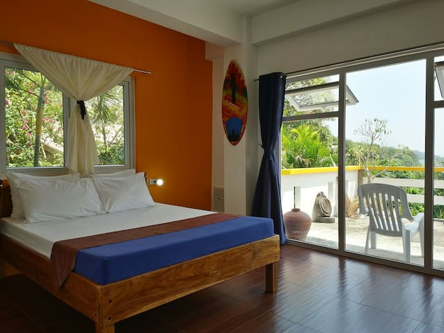 BACLAYAN HILLS SEA VIEW - Puerto Galera - Appartement