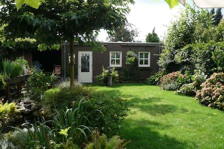 Tuin cottage in groene omgeving - Valkenburg