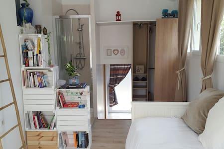 Beau studio au calme - Saint-Maximin-la-Sainte-Baume - Huis