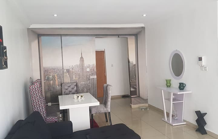 Asa Luxury 3bedroom Apartment
