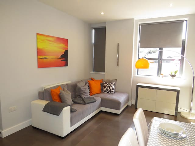 Colchester Apartment - Parking