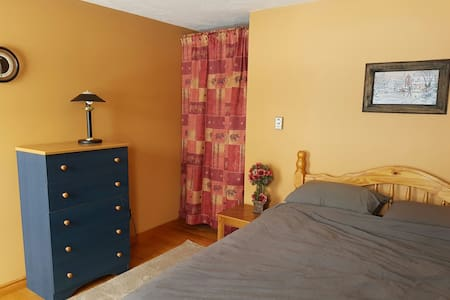 Bright bedroom - Bouctouche - Talo