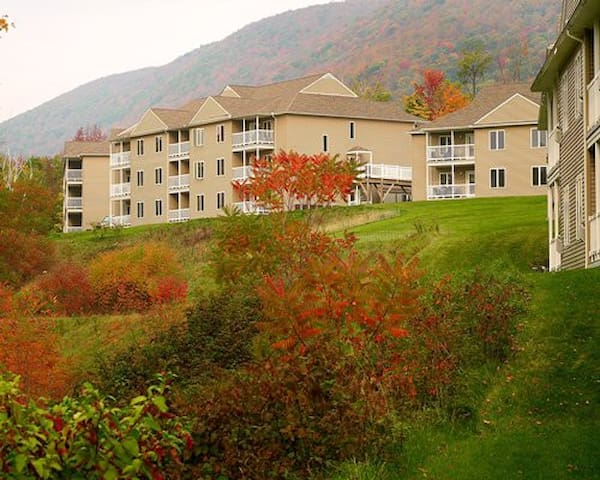 1BR Vacation Village in the Berkshires Jiminy Peak
