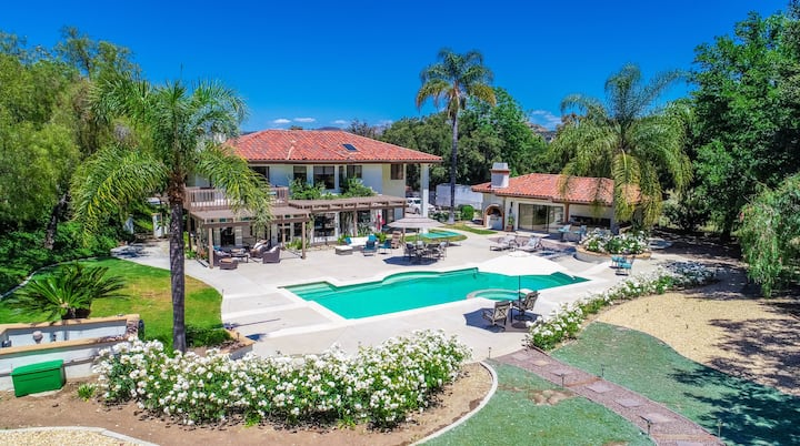 Secluded  Oasis Estate