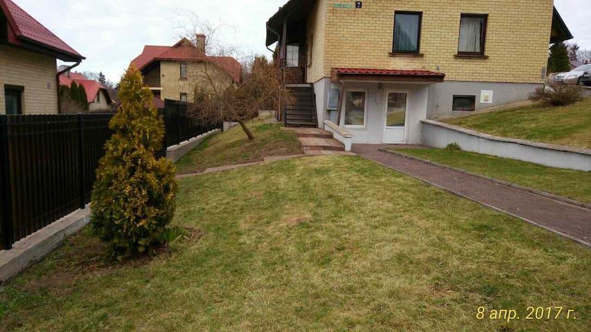 Дом на Берёзовом переулке - Svetlogorsk - Haus