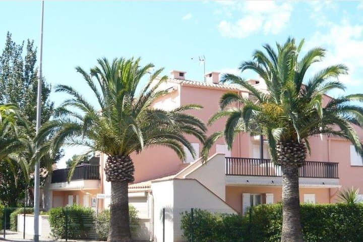 Appartement T2 dans Résidence - Saint-Cyprien - Selveierleilighet