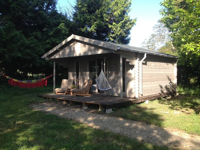 Glamping Chalet Culinair - Chailley - Chalet