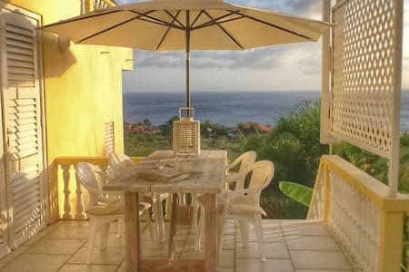 Oceanview Apartment - Willemstad - Daire