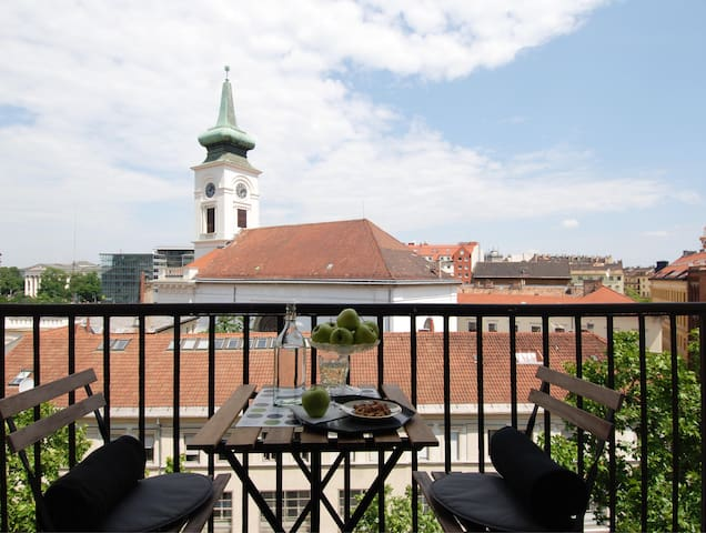 Amazing view - Nest Apartment