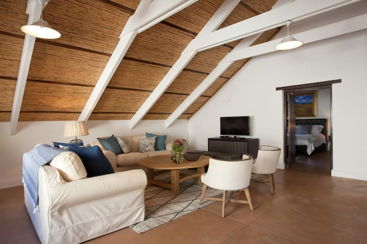 Luxury loft on Bartinney Wine Estate - Stellenbosch - Apartament