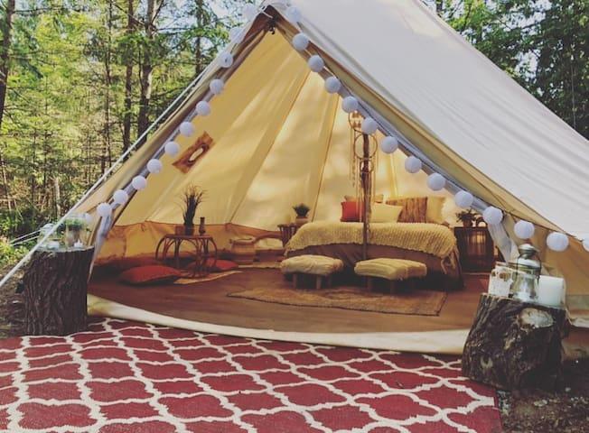 The Zen Tent