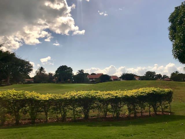 Casa de Campo Golf Villa with Spectacular View