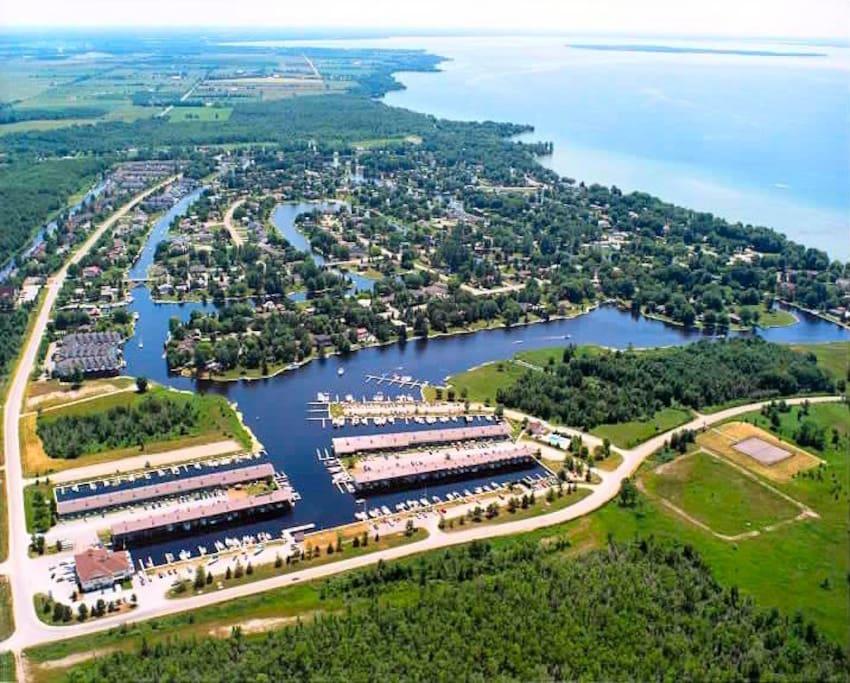Canada Resort Community designation