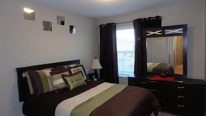 Upper Floor Bedroom in Legacy