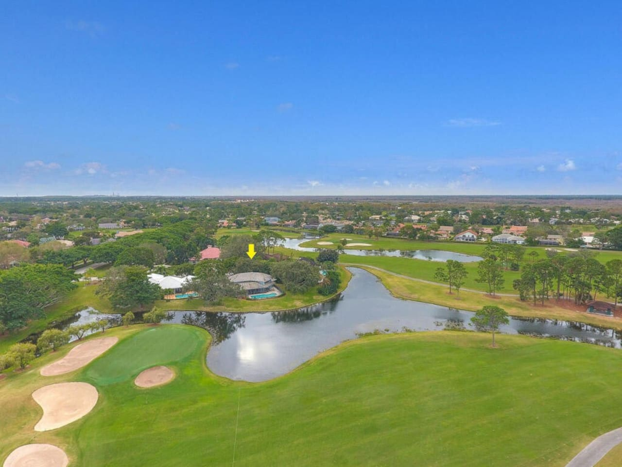 Suite On PGA Golf Course, Lanai Oasis - Houses for Rent in Palm ...