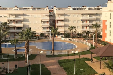 Ático en Complejo Residencial en Playa Casablanca