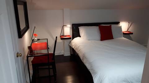 Logement Complet (1-Chambre/1-bedroom)