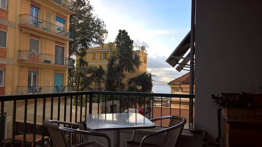 MONTEROSSO MOLINELLI NICE MODERN SEA VIEW FLAT