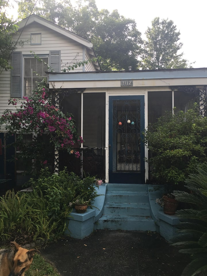 Bayou Cottage Close to the French Quarter