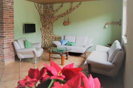 Comfort &nature - 15 min from Heidelberg, old town