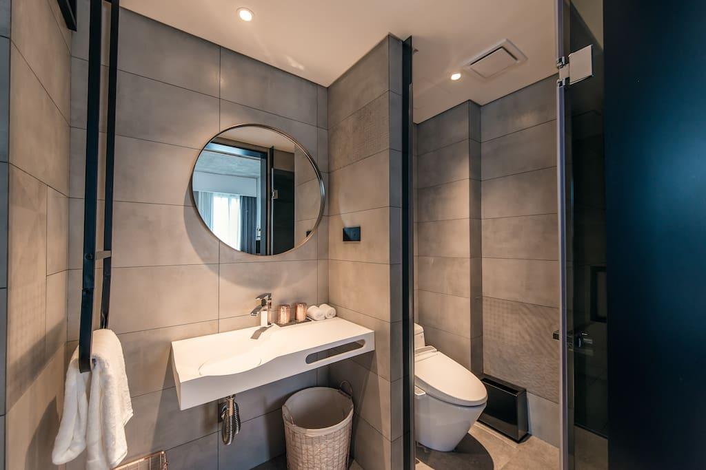洗浴空间/A302
