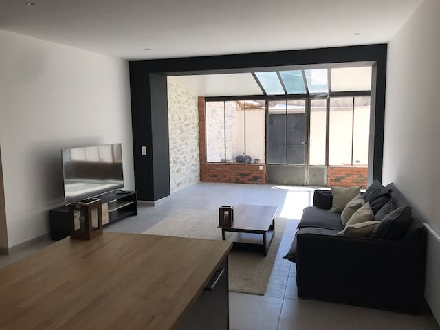 Appartement au cœur de La Vaunage