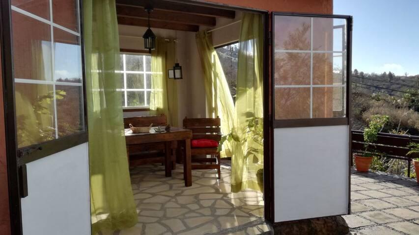 """""""La Juliana"""", cozy house in Puntagorda"""