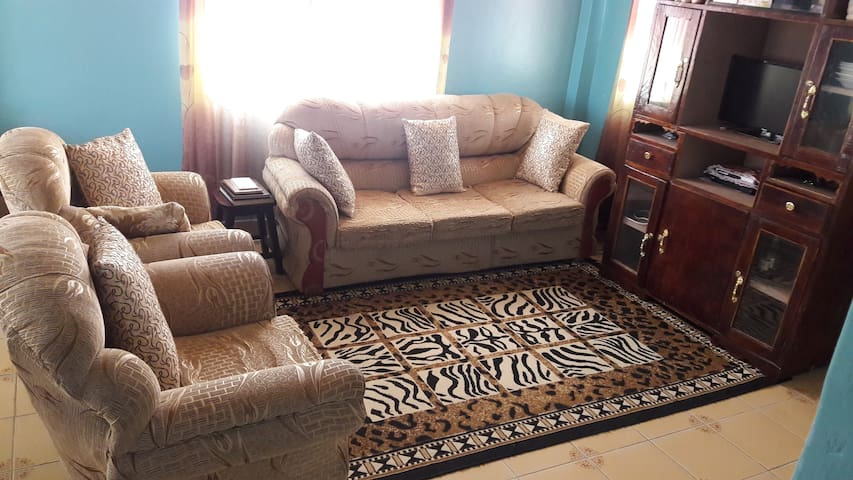 Serene Apartment @ Rongai, near National Park
