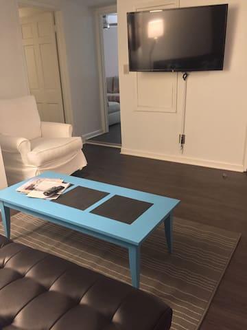 Newly renovated luxury Apt. near Decatur Square - Decatur - Apartment