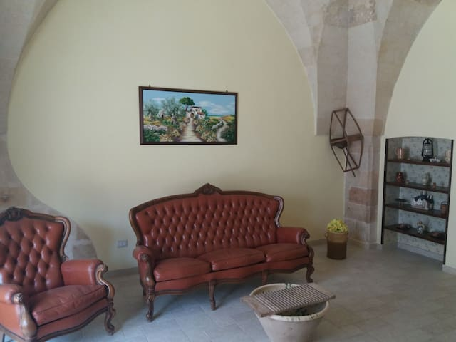 L'antica casa di Cosmarita