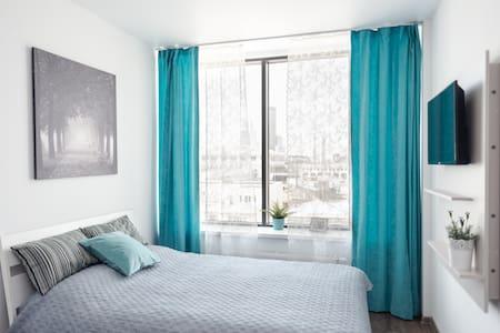 Апартаменты в центре города для романтичной пары