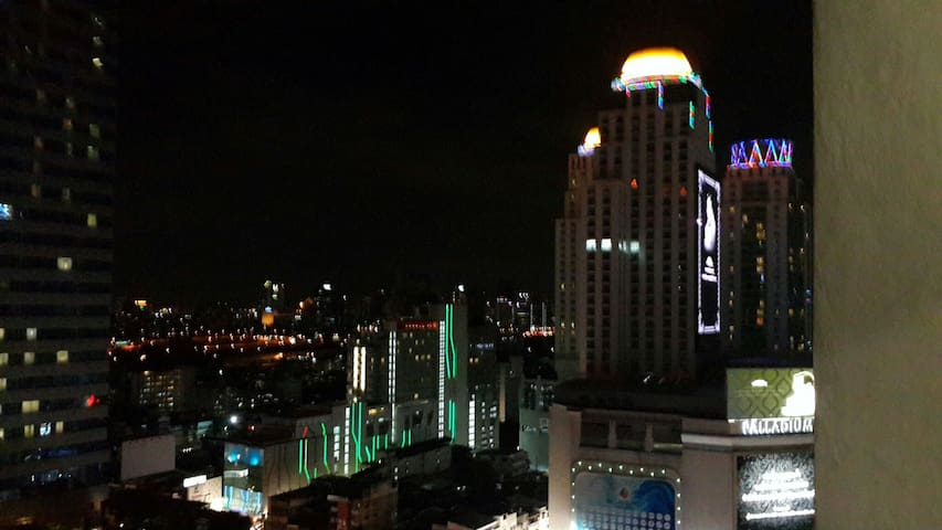 18th Flr of Platinum Fashion Mall - Bangkok - Huoneisto