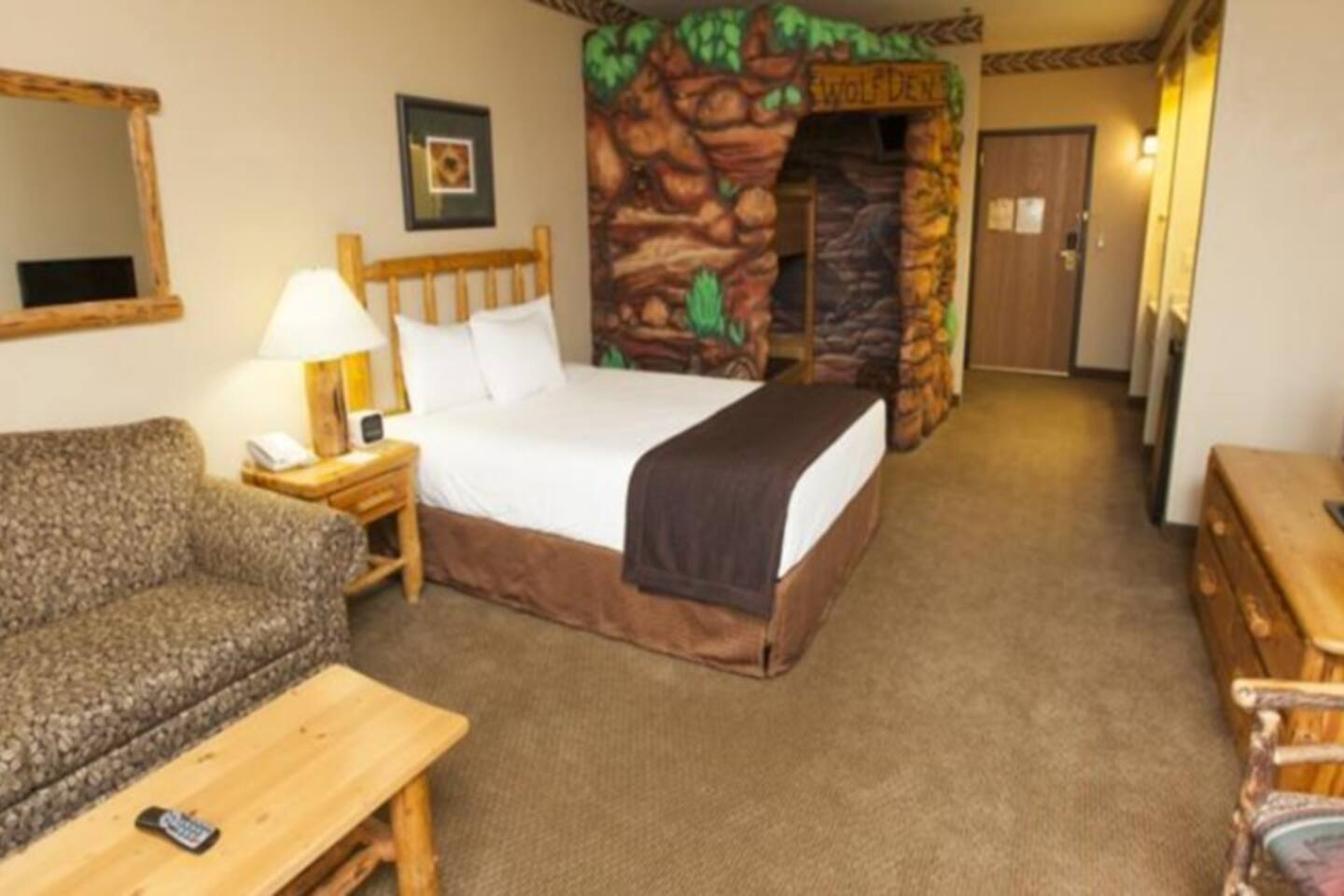 Enjoy Spectacular Views At Great Wolf Lodge! - Resorts for Rent in ...