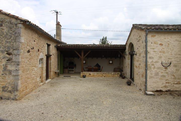 Peyrot-Haut, maison de campagne - Gavaudun - Casa