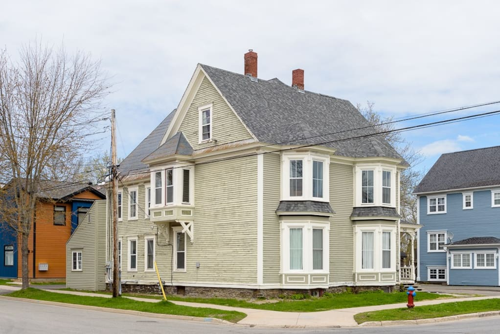 downtown 4 bdrm heritage home maisons louer fredericton new brunswick canada. Black Bedroom Furniture Sets. Home Design Ideas