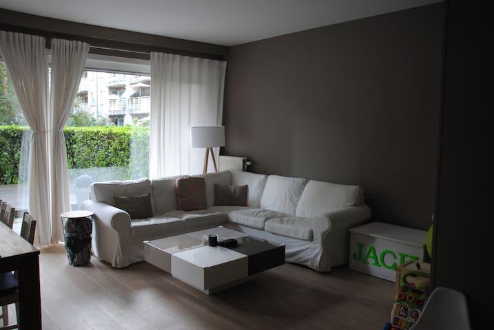 Home sweet home in Brussels - Woluwe-Saint-Lambert - Appartement