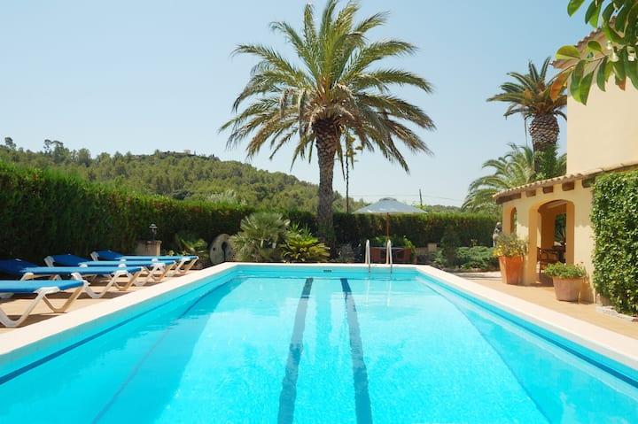 Delightful Mallorca Villa. Wifi.
