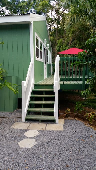Garden Cottage Cottages For Rent In Christiansted St