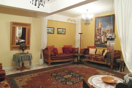 """""""Our Luxor"""" Luxury East Bank B&B"""
