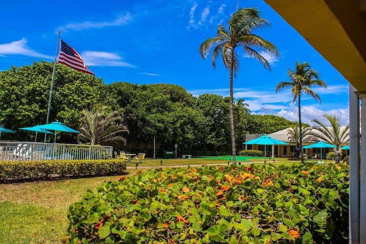 Oceanfront Resort in Delray Beach, Florida