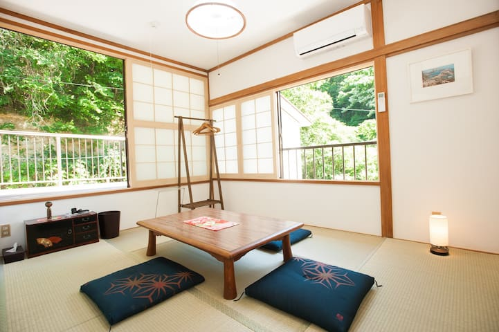 New Open|松島の間|JP-Style Guest House|Max2|Free WiFi|