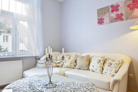 Lovely apartament in the center of Sopot - 소폿 - 아파트