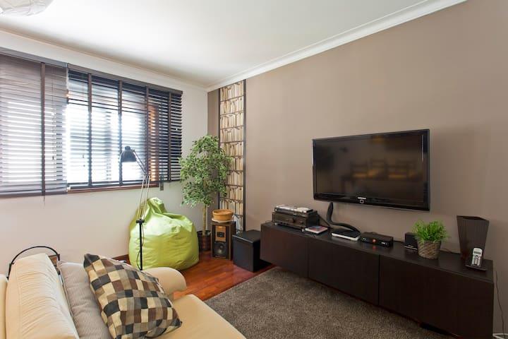 Central Flat - Close to Metro & Local Garden - Vila Nova de Gaia - Apartment