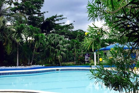 Forest View Suite Apartment good for 6 to 8 pax - Subic Bay Freeport Zone - Huoneisto