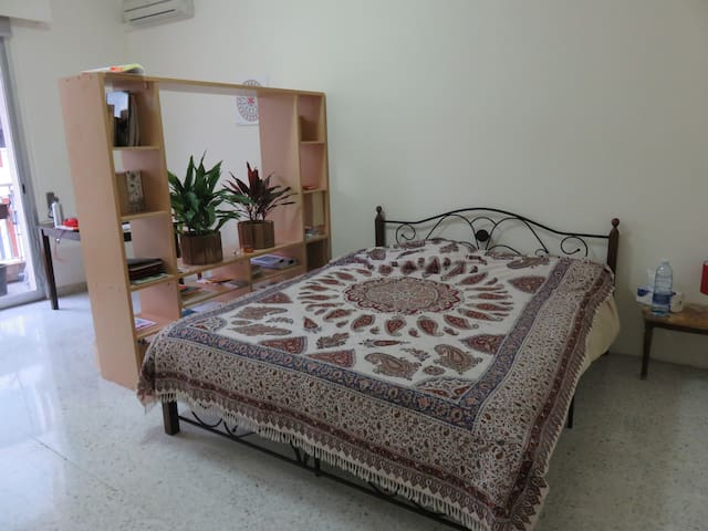 Master Bedroom in the neighborhood of Sanayeh - Bayrut - Apartment