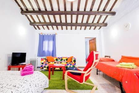 Loft +Terrazza en el centro de Reus - Reus