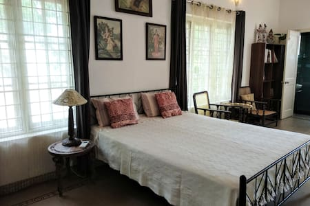 Charming Private Room with Terrace @ECR