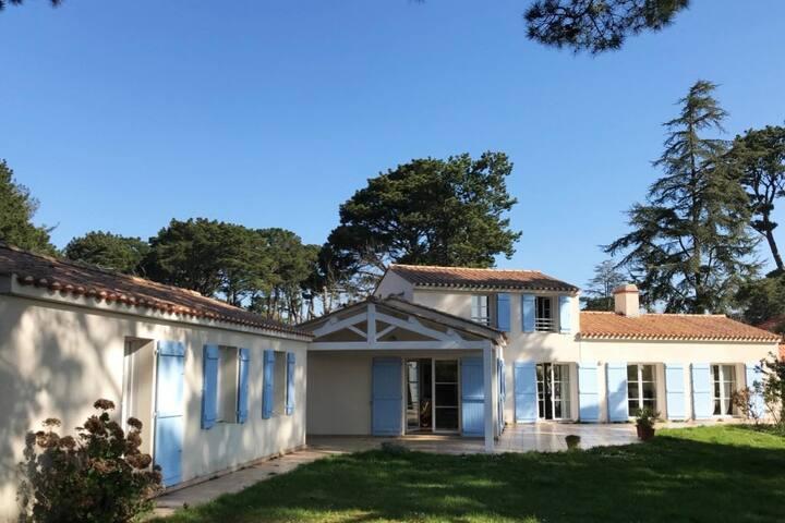 Les Almadies - Villa familiale pour 12 personnes