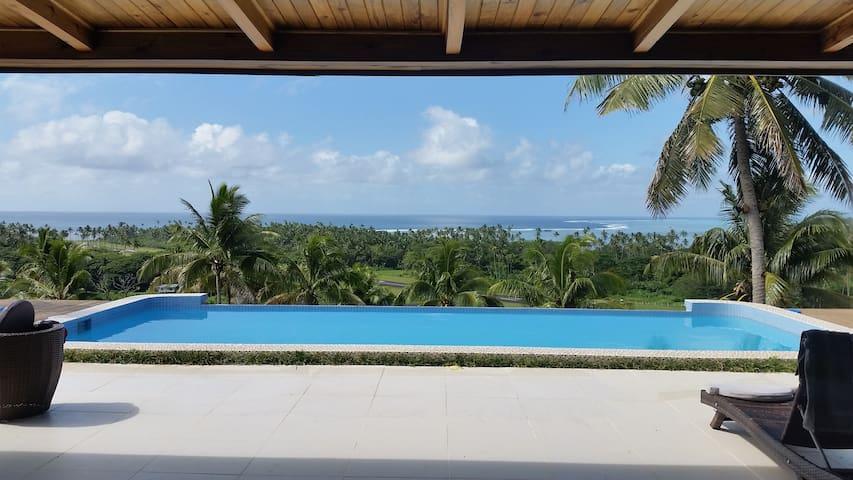 Lewa's Loft Fiji - Executive Homestead Retreat - Savusavu - Casa