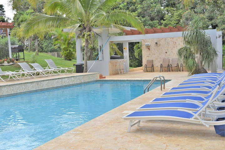 VB Apt 6 - pool terrace -S up to 8 - Isabela - Leilighet